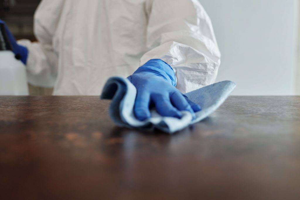 Disinfection Service Singapore justcleanIT
